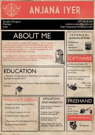 100 Creative Student Resume Examples 100 Easy Creative