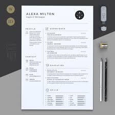 Images From A 2 Page Cv Perfect Resume Format
