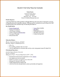 Resume Template For Internship 14 Picture Ideas Of Internship Cv Template Template Designs