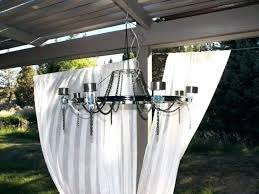 medium size of outdoor chandelier diy solar for gazebo home depot with lights decorating pretty surprising