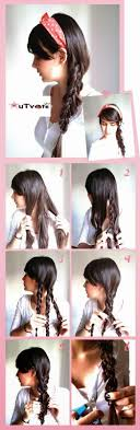 Hair Style Tip new years make over hairstyle model diy hair styling tips 4876 by stevesalt.us