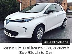2018 renault zoe range. brilliant zoe renault celebrates the delivery of its 50000th zoe electric car  which took place in intended 2018 renault zoe range