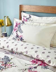 harvest garden fl oxford pillowcase