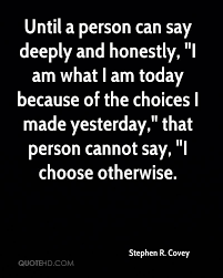 Who Am I Quotes Unique Stephen R Covey Quotes QuoteHD