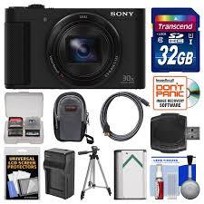 sony hx90v. sony cyber-shot dsc-hx90v wi-fi gps digital camera with 32gb card hx90v