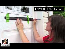 Garage Door Decorative Accessories DIY HIP Chicks How to Install Garage Door Decorative Hardware 42