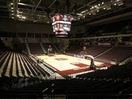 Jqh Seating Chart Jqh Arena Missouri State University Springfield Missouri