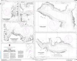 Nautical Charts Online Chs Nautical Chart Chs4506 Plans