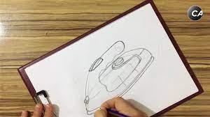 Ütü Nasıl Çizilir? (Endüstriyel Tasarım Çizimleri) - Dailymotion Video