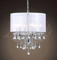 chandelier with white shade chandelier fabric crystal with white shade w x h table styles paper french empire chandelier with white shade