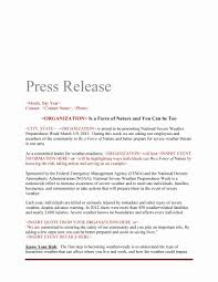 Templates For Press Releases 018 Free Press Release Template Lovely Format Templates