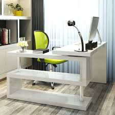 home office storage. Simple Home Office Storage Ideas Furniture : Beautiful 9935 99 Gloss White Corner Desk Fice Set Check More