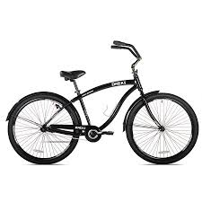 29 genesis onex cruiser men s bike black walmart com