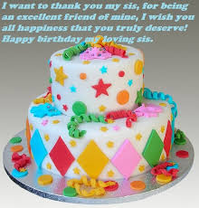 happy birthday cake wishes images for