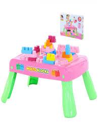 <b>Набор</b> игровой с конструктором (<b>20 элементов</b>) в коробке, MOLTO