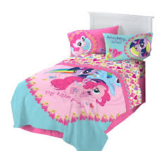 My Little Pony Car Decals Target Teen Bedding Twin Or Full Reversible  Comforter Polyester Material Kids ...
