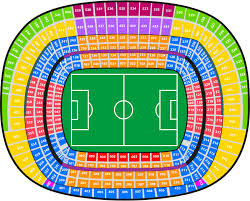 Fc Barcelona Seating Chart Fc Barcelona Vs Granada Cf La Liga Camp Nou Barcelona