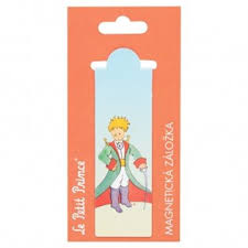 Magnetická Záložka Malý Princ Le Petit Prince Traveler Kosmas