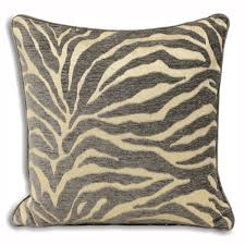 Zebra Print Pillow Covers