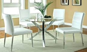 glass dining room table and chairs small rectangular glass dining table small glass topped dining tables