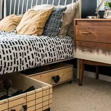 ... DIY UNDER BED STORAGE BOXES