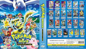 Pokemon DVD: Ultimate Movie Collection for sale online