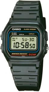 <b>Мужские</b> наручные <b>часы Casio W</b>-<b>59</b>-<b>1</b> кварцевые