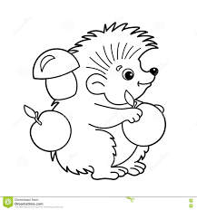 Hedgehog Coloring Pages L Duilawyerlosangeles