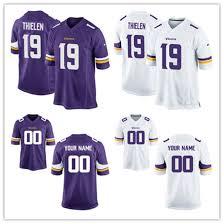 Jersey Cheap Vikings Vikings Custom Custom Cheap