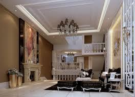 French Interior Design Living Room Villa Interior Design