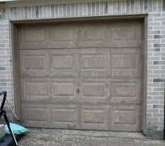 diy faux wood garage doors. Faux Wood Garage Doors Creating A Door One Coat Of Paint  And Looking . Diy