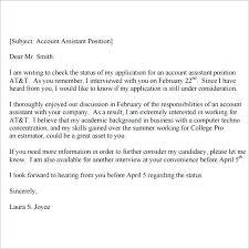 Follow Up After Application Interview Follow Up Call Application Follow Up Email Template Follow
