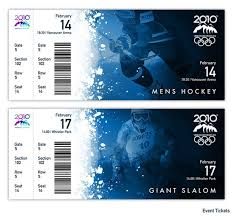 Samples Of Tickets For Events 32 Excellent Ticket Design Samples Ticket Design Sports