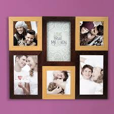 love photo collage frames stylish collage love photo frame at best s in india printable