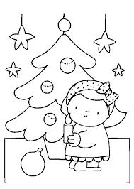 Kleurplaten Kerst Peuters Nvnpr