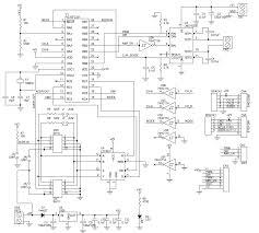 dc servo motor wiring diagram wiring diagram centre stepper motor controller using by a3952s circuit diagram