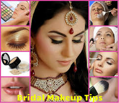 indian wedding makeup in fixing the face cosmetics bridal makeup tips smart tips in hindi