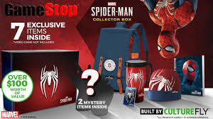 the collector s box includes