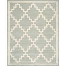 ham grey ivory 8 ft x 10 ft area rug