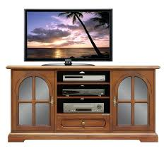 classic tv stand design cabinet cm wide made of wood glass doors web