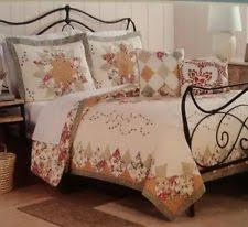 American Traditions Quilts   eBay & American Traditions CORALINE PEACH King Quilt NEW IN POUCH Adamdwight.com