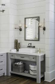 inspirational bathroom lighting ideas. Farmhouse Style Bathroom Lighting Inspirational The Collection Of Decorate Your Blue Walls Color Ideas Hgtv F