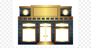 Bakery Storefront Clip Art Storefront Cliparts Png Download 648