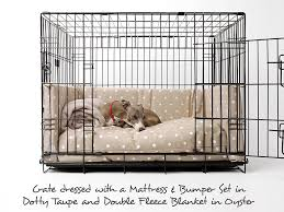 dog crates size chart luxury dog bed mattress bed bumper set charley chau luxury dog