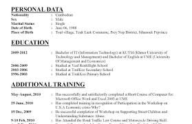 Awesome Does Cv Means Resume Pattern Documentation Template