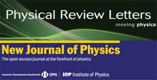 Park 'physical The Visit 'new Uv Physics' Science Prestigious Journal Of Letters' Review And Editors