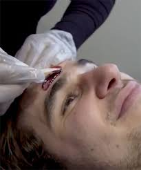 Maybe that'll be good for us. 3 Guys Try Eyebrow Waxing For The First Time The Treatment Files