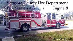 engine 8 sarasota county fire department