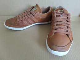 mens shoes adidas trainers tan leather suede trim size 7 01 13 main brown adidas shoes white adidas pants fashion save up to 80