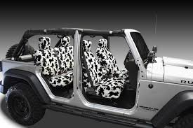 neoprene seat covers cow seat covers